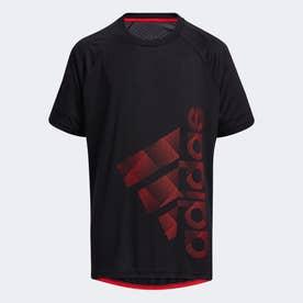 バッジ オブ スポーツ 半袖Tシャツ / Badge of Sport Tee (ブラック)