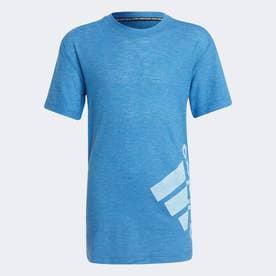 バッジ オブ スポーツ サマー 半袖Tシャツ / Badge of Sport Summer Tee (ブルー)