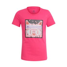 × LEGO DOTS グラフィック 半袖Tシャツ / × LEGO DOTS Graphic Tee (ピンク)