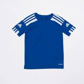 ジュニア サッカー/フットサル 半袖シャツ SQUADRA21ジャージーY GK9151 (ブルー)