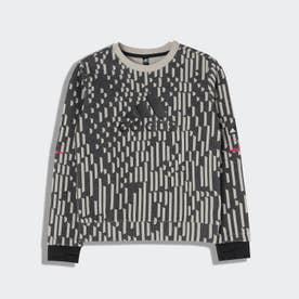 LEGOR ムーブクルー スウェットシャツ / LEGOR Move Crew Sweatshirt (グレー)