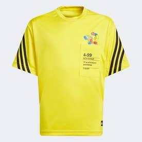 × クラシック LEGOR AEROREADY 3ストライプス 半袖Tシャツ / × Classic LEGOR AEROREADY 3-Stri