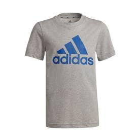 エッセンシャルズ 半袖Tシャツ (グレー)