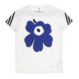 ジュニア 半袖Tシャツ H38845 (ホワイト)