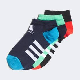 ローソックス 3足組 / Low Socks 3 Pairs (ブラック)