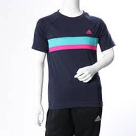 ジュニア テニス 半袖Tシャツ BOYSCLUBC/BTEE DH2775 (ネイビー)