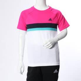 ジュニア テニス 半袖Tシャツ BOYSCLUBC/BTEE DH2776 (ピンク)