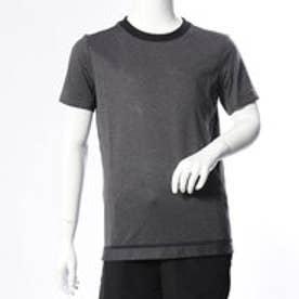 メンズ テニス 半袖Tシャツ BOYSBARRICADETシャツ DH2783 (グレー)