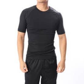 メンズ フィットネス 半袖コンプレッションインナー ALPHASKIN TEAM ショートスリーブTシャツ CF7235