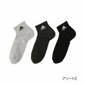 【福助】 ワンポイント ショート丈 ソックス (アソート)