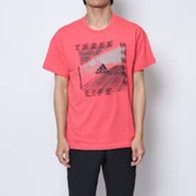 メンズ 半袖Tシャツ M ID フォトグラフィック Tシャツ FJ3945