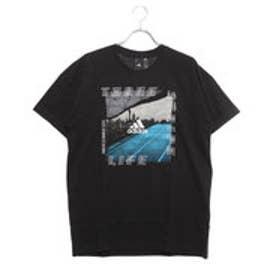 メンズ 半袖Tシャツ M ID フォトグラフィック Tシャツ DV3054