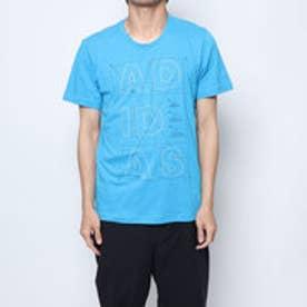 メンズ 半袖Tシャツ M ID LINEAGE Tシャツ FJ3942