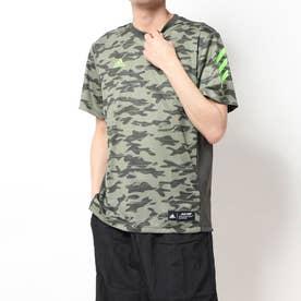 メンズ 野球 半袖Tシャツ 2ndユニフォームCAMO FK1460