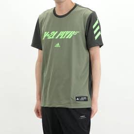 メンズ 野球 半袖Tシャツ 5TグラフィックTEE FK1445