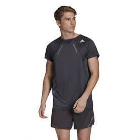 メンズ 陸上/ランニング 半袖Tシャツ HEAT.RDY Tシャツ M EK3052
