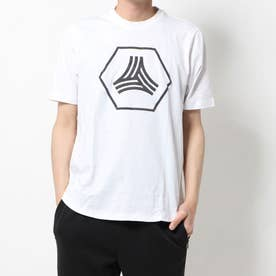 メンズ サッカー/フットサル 半袖シャツ TANファンダメンタルロゴTシャツ FJ6340