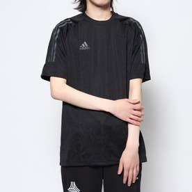 メンズ サッカー/フットサル 半袖シャツ TANファンダメンタルJQDトレーニングジャージー FJ6333