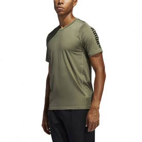 メンズ フィットネス 半袖Tシャツ M ASK S GFX FTD FL1526