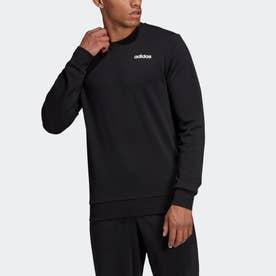 エッセンシャルズ スウェットシャツ / Essentials Sweatshirt (ブラック)
