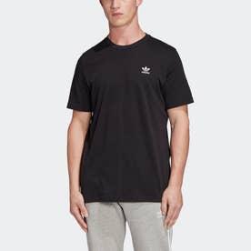 トレフォイル エッセンシャルズ 半袖Tシャツ (ブラック)
