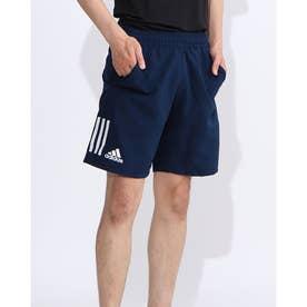メンズ テニス ハーフパンツ CLUBスリーストライプスショーツ バドミントン DU0875