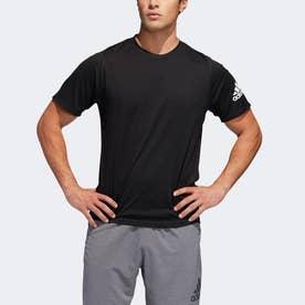 M4TフリーリフトソリッドTシャツ (ブラック)