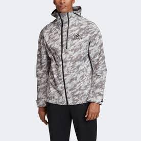 ID リフレクティブ ジャケット / ID Reflective Jacket (グレー)