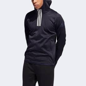 フリーリフト クライマウォーム スリーストライプス パーカー / FreeLift Climawarm 3-Stripes Hoodie (ブルー)