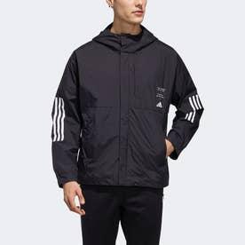 ID ウインドジャケット / ID Wind Jacket (ブラック)