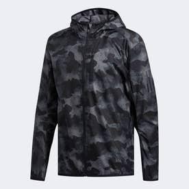 オウン ザ ラン カモフラージュ ジャケット / Own the Run Camouflage Jacket (グレー)