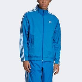 トラックジャケット (ブルー)