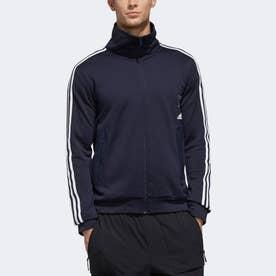 ID スリーストライプス ジャケット / ID 3-Stripes Jacket (ブルー)