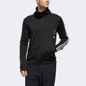 ID スリーストライプス ジャケット / ID 3-Stripes Jacket (ブラック)