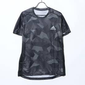 メンズ 陸上/ランニング 半袖Tシャツ OWN THE RUN TEE GK8161 (グレー)