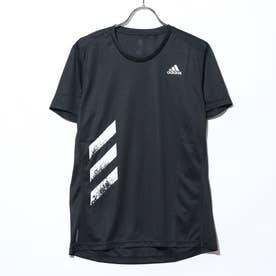 メンズ 陸上/ランニング 半袖Tシャツ RUN IT TEE PB FR8382 (ブラック)