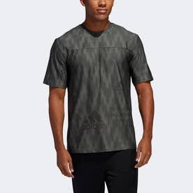 シティニット 半袖Tシャツ / City Knit Tee (グリーン)