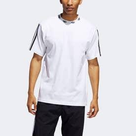 トレフォイル 半袖Tシャツ (ホワイト)