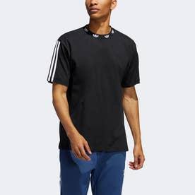 トレフォイル 半袖Tシャツ (ブラック)