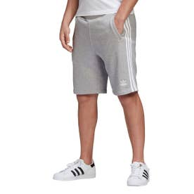3 STRIPES SHORTS (GRAY)