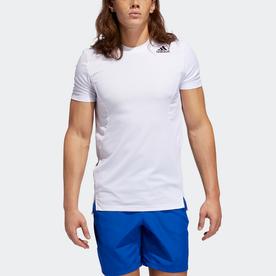 HEAT. RDY トレーニング Tシャツ / HEAT. RDY Training Tee (ホワイト)