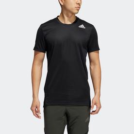 HEAT. RDY トレーニング Tシャツ / HEAT. RDY Training Tee (ブラック)