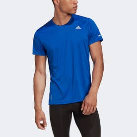 ランイット 半袖Tシャツ / Run It Tee (ブルー)