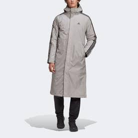 ライト インサレーテッドコート / Light Insulated Coat (グレー)