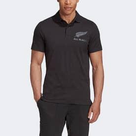 オールブラックス サポーターポロシャツ / All Blacks Supporters Polo Shirt (ブラック)