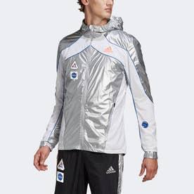 マラソン Space Raceジャケット / Marathon Space Race Jacket (シルバー)