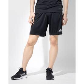 メンズ サッカー/フットサル パンツ TIRO21トレーニングショーツ GN2157 (ブラック)