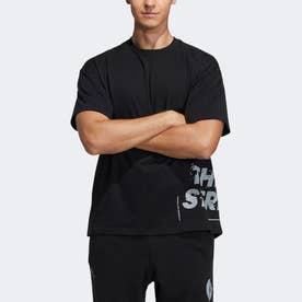 ワード 半袖Tシャツ / Word Tee (ブラック)