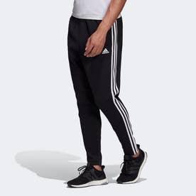 マストハブ 3ストライプス テーパード パンツ / Must Haves 3-Stripes Tapered Pants (ブラック)