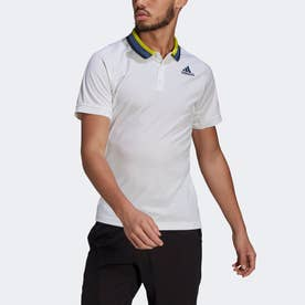 テニス フリーリフト PRIMEBLUE HEAT. RDY ポロシャツ / Tennis Freelift Primeblue HEAT. RDY Polo Shirt (